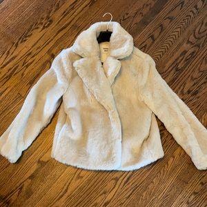 Sunday Best Faux Fur Jacket